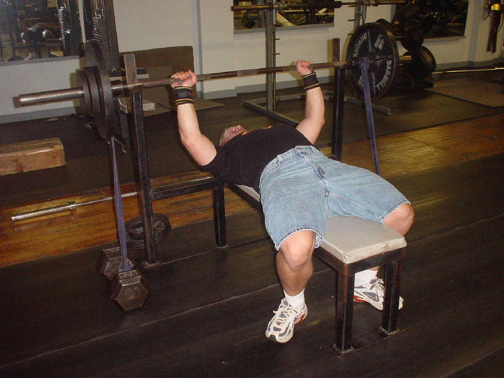 bench press bands