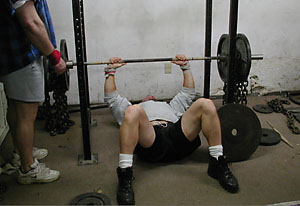 benchpress chains
