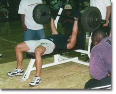 Bench Press Compeition