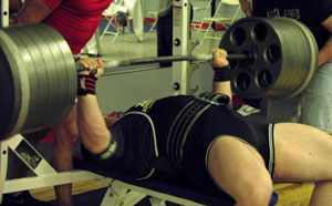 bench press shirt tips and training