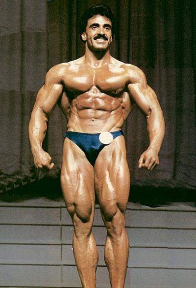Bodybuilder Samir Bannout