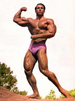 Male Bodybuilder Boyer Coe
