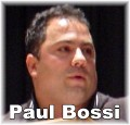President of 100% RAW Powerlifting Paul Bossi
