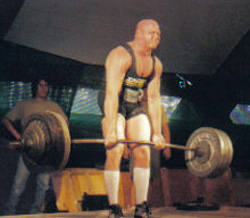 Brent Howard Deadlifter