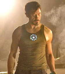 Robert Downey Junior Gained 20 Pounds For His Role In Iron Man