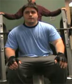 400 Pound Bench Press Club At Critical Bench
