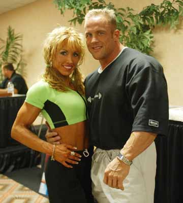 Craig Titus and Kelly Ryan