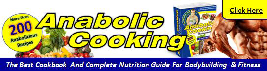 Anabolic Cooking with Dave Ruel