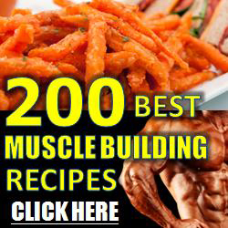 Best muscle building recipes