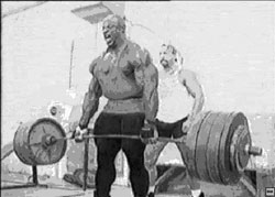 deadlift monster