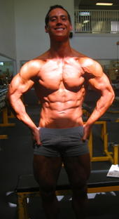natural bodybuilder