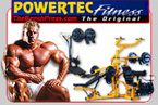Powertec Fitness Equipment