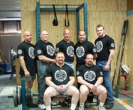 Team Maroscher Powerlifting