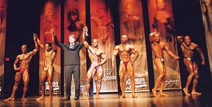 Fitness Atlantic Natural Bodybuilding Competition