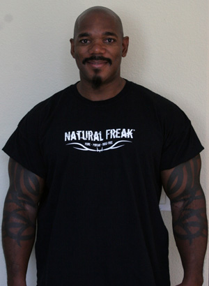IFBB Bodybuilder Flex Wheeler