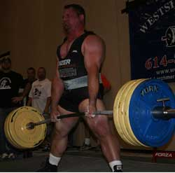 Jim Grandick Powerlifter