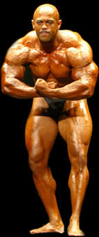 Bodybuilder Al Fortney