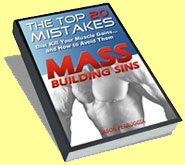 20 Mass Building Sins That Stop You From Your Weight Gain Goals