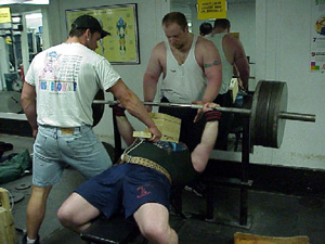 how to increase bench press article