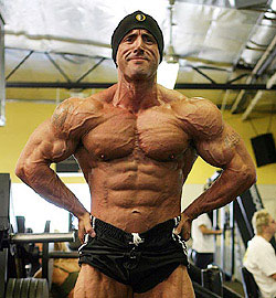 Bodybuilder Alex Azarian Interview