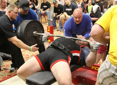 Interview With Powerlifter Dave Hoff