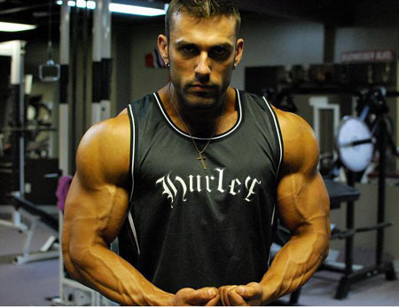 Interview with Nutrionist, Cook and Bodybuilder Dave Ruel
