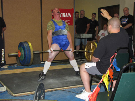 Interview With Powerlifter James Hinson, JR