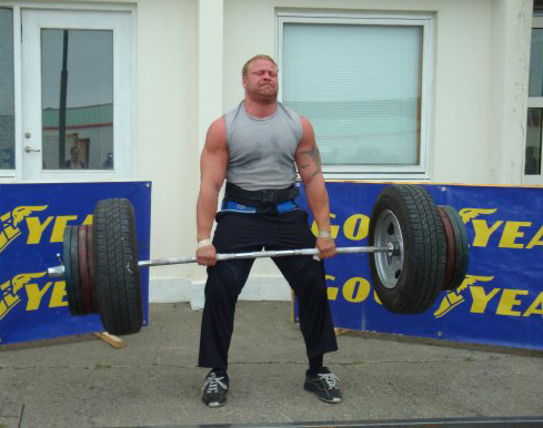 Interview With Strongman Orri Geirsson