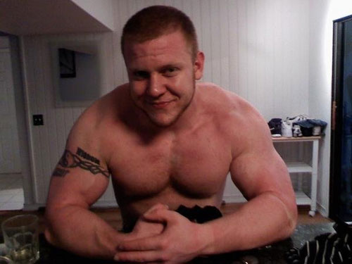 Interview with Strongman Pat Wilson