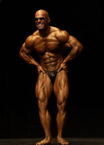 Interview with Bodybuilder Shiloe Steinmetz