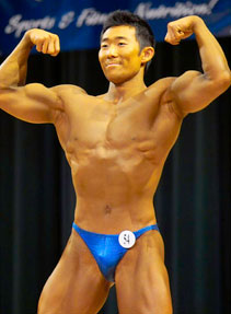 Interview With Bodybuilder Shinji Ogita