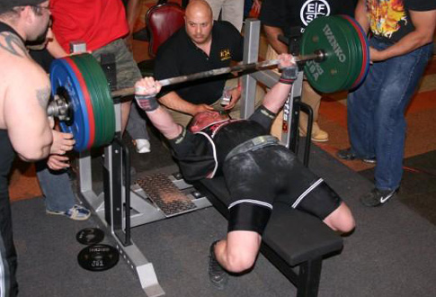 interview with bench press world record holder jay fry