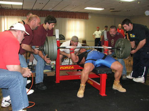 JM Blakely Bench Press Tips