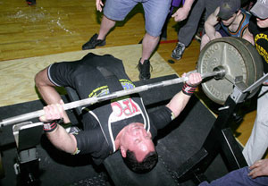 powerlifter joe mazza