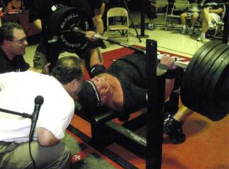 Bench Press Specialist Joey Smith