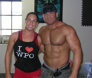 Mike Schwanke and girlfriend Suzanne