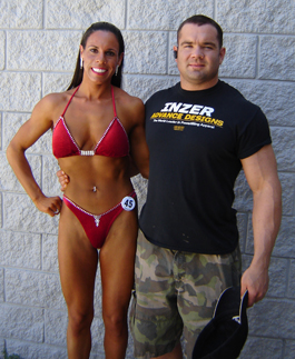 Powerlifting Couple - Suzanne Mikolay & Mike Swanke