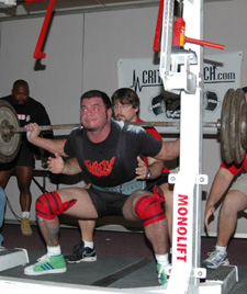 powerlifting journey