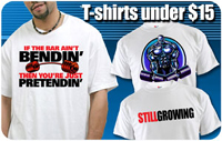 Bodybuilding Tshirts Under $15