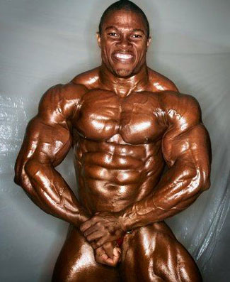 Black People Muscle