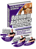 Jeff  Anderson's Optimum Anabolics Program