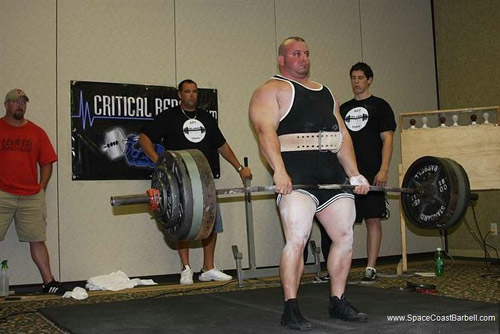 Joey Best Raw Lifter