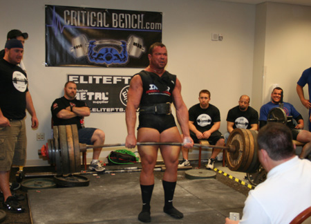 Schwanke With a  Big Pull at the APF OBB classic