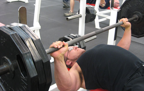 Get Me Out Of This Bench Pressing Rut!