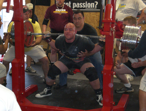 Big Squatter Matt Christie of GA