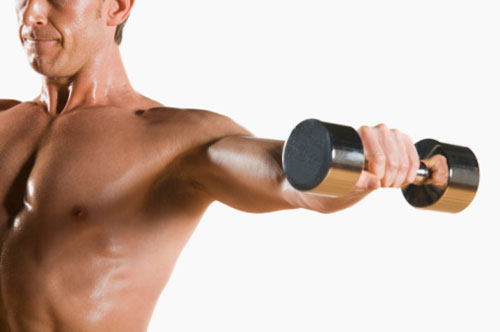 How to Build Big, Powerful Shoulders