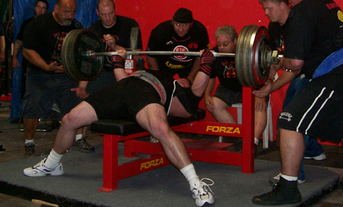 powerlifting flexibility