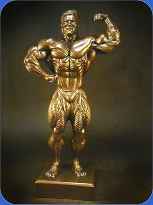 bodybuilding trophy