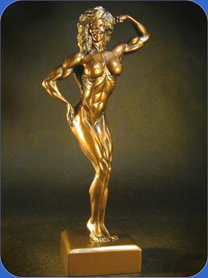 bodybuilding collectible