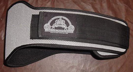 Ergonomic Weight Lifting Belt